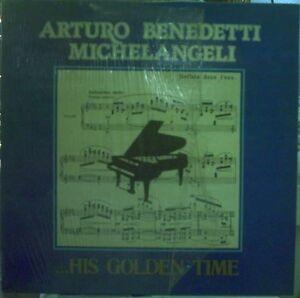 BENEDETTI MICHELANGELI ARTURO C. DEBUSSY LP NEW