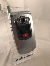 Sharp GX20 - Silver (Vodafone ) Mobile Phone