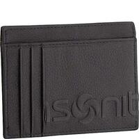 Samsonite- Leather Travel Accessories RFID Front Pocket Get-Away (Black)