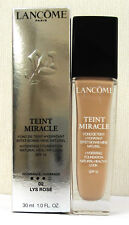 Lancome Teint Miracle Foundation - 30ml - Lys Rose - 02 - Boxed