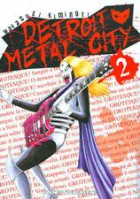 manga PLANETA DEAGOSTINI DETROIT METAL CITY numero 2