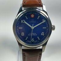 Vintage Roamer  Mechanical Hand Winding Movement Mens Analog Wrist Watch CA356