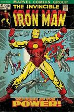 Iron Man : Birth of Power - Maxi Poster 61cm x 91.5cm (new & sealed)