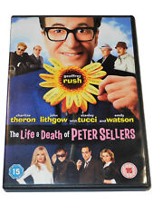 Geoffrey Rush THE LIFE & DEATH OF PETER SELLERS Charlize Theron DVD