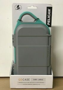 ⭐ Pelican G40 Go Personal Utility Watertight Dustproof Case Slate/Teal NFS New ✅