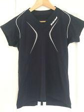 Babolat Navy Blue Tennis Shirt Top V neck size medium