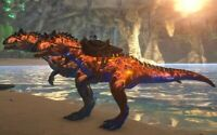 Ark Survival Evolved Xbox One PvE Genesis Part One X-Allosaurus x2 Fert Eggs