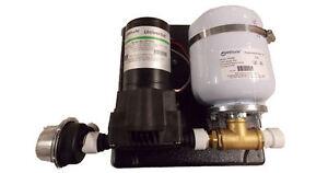 New Whale Pump Accumulator Kit 11.5L 12V 30PSI UF2214 Pressurised System