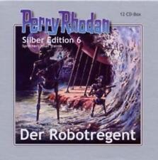 Perry Rhodan Silber Edition 6 - Robotregent - 12 CDs von Kurt Mahr