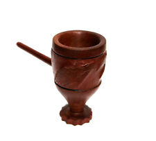 eagle cachimbo smoking mapacho Pipe handcarved from amazon rainforest peru
