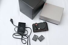 Leica CL 24 MP Digital Camera - Black Anodized (Body Only) with 2 batteries