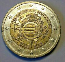 Allemagne, 2 Euro, €uro 2002-2012, 2012, Bi-Metallic