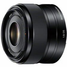 Japan   Sony E 35mm f/1.8 OSS Objectif SEL35F18 New F/S Airmail wtih tracking