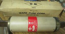 * WARE BROTHERS RENEWABLE 300 AMP FUSE No. 96-300  ........   VE-308