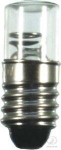 Scharnberger+Has. Glimmlampe 230V E10 28001 Licht und Leuchten Leuchtmittel Anze