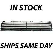NEW Matte Black - Lower Front Grille Grill For 2004-2009 Toyota Prius Sedan