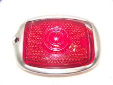 1938 1939 Chevrolet Taillight Lens Amp Bezel Oem