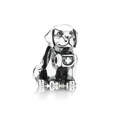 Authentic Pandora Charm Sterling Silver 791515 Mountain Dog Bead