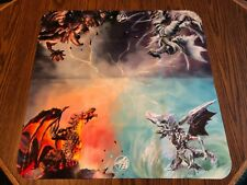 Dragon Ruler Blaster Tidal Ophidian Accessories Cloth Playmat Mat Spellground