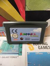 Game Boy Advance GBA:Snood 2 - On Vacation [TOP & 1ERE EDITION] SEUL - Fr