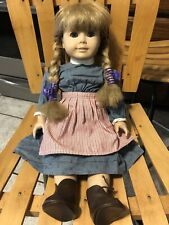 """Retired Pleasant Company Blue Eyed Kirsten""""s 18"""" Doll"""