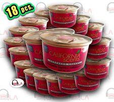 California Scents Coronado Cherry Air Freshener Box of 18 Special