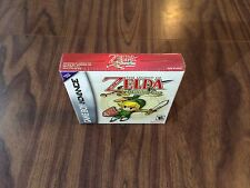 Legend of Zelda The Minish Cap (Game Boy Advance, GBA) Factory Sealed -Brand New