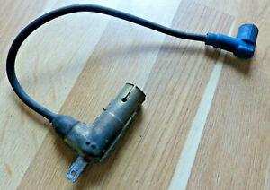 1 Zündkabel + 1 Zündkerzenstecker BMW K100 K 100 1100 1459186 Zündkabel 4