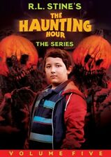 R.L. STINE THE HAUNTING HOUR THE SERIES VOLUME 5 FIVE New Sealed DVD 5 Episodes
