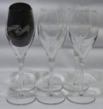 VRANKEN Demoiselle de Champagne 6 verres flûte NEUF