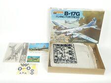 1/48 Monogram B-17G Flying Fortress Original Issue 1975 #5600 + Diorama Rare