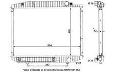 NRF Radiador, refrigeración del motor MERCEDES-BENZ CLASE S 58131