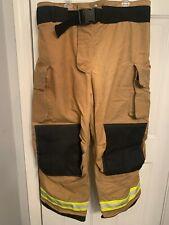 Mens Firefighter Turnout Bunker Pants Globe 48 X 30 Gxtreme 2011 Trouser