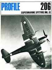 AERONAUTICA AIRCRAFT Publications Profile 206 - Supermarine Spitfire MkIX - DVD
