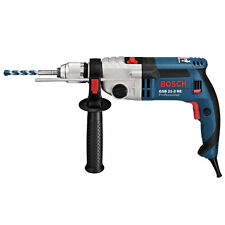 Bosch GSB21-2RE 240v 1100W impact drill percussion hammer 3 year warranty option
