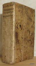DAVILA HISTOIRE DES GUERRES CIVILES DE FRANCE baglioni 1634 italien complet