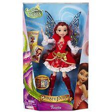 Disney Fairies The Pirate Fairy 9 Inch Rosetta Doll NIB