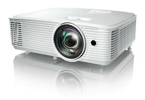 Optoma HD29HST Full HD 120Hz Short Throw Projector - Next Working Day Delivery