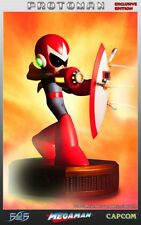 First4Figures Megaman Protoman Exclusive Edition Mint in Box