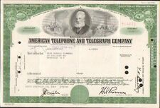 DECO => AMERICAN TELEPHONE & TELEGRAPH CY (USA) (T)