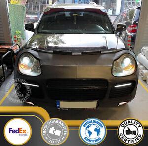 Car Full Mask Bra For Porsche Cayenne Turbo 2003 2004 2005 2006 03 04 05 06