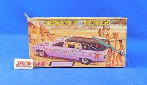 Heavenly Hearse Wild Surf Party Machine 1/25 Scale Model Kit Jo-Han Complete