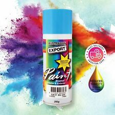Australian Export Spray Paint 250ml - Sky Blue