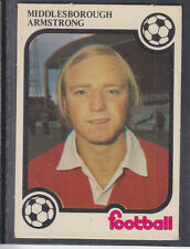 Monty Gum - Football 1975/76 - Armstrong - Middlesbrough