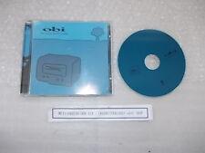 CD Indie Obi - The Magic Land Of Radio (8 Song) COOKING VINYL