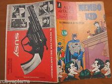Superman Nembo Kid Albi del falco n 435 la rinascita di krypton 16-8-1964 vendo