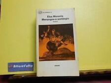 ART 7.038 LIBRO MENZOGNA E SORTILEGIO DI ELSA MORANTE 1982