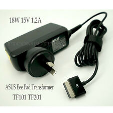 Geniune AC Adapter Asus EeePad Transformer TF101G Prime TF201 TF300T 15v 1.2a