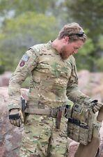 US OCP ARMY MILITARY Multicam Tactical TAC.U Combat tac U Shirt LR