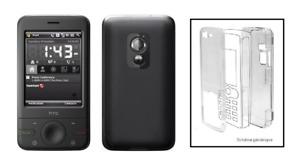 Coque Cristal Transparente (Protection Rigide)~ HTC P3470 / P3470 Pharos / P660